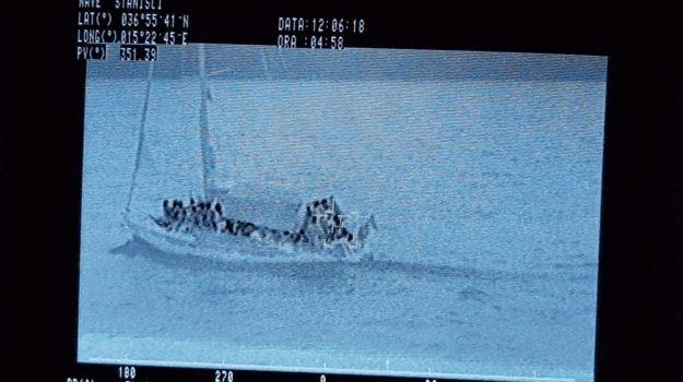 barca migranti marzamemi, Siracusa, Cronaca