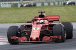 Formula uno, trionfo Ferrari in Canada: Vettel vince e supera Hamilton nel mondiale