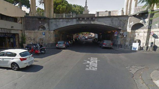 cadavere catania, Catania, Cronaca