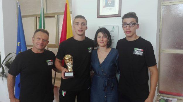guanto d'oro, pugilato, Antonino Maniscalco, Trapani, Sport