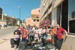 Rifiuti ad Agrigento, 50 volontari impegnati nella pulizia delle strade
