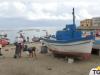 I volontari ripuliscono la spiaggia di Aspra