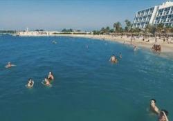Il video promozionale pubblicato dall'Ufficio del Turismo della Siria