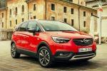 Il crossover Opel Crossland X, compagno perfetto per i picnic