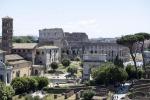 Un'immagine del Colosseo