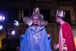 Il Festino interpretato dai detenuti dell'Ucciardone, le immagini dello spettacolo