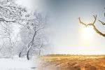 il ciclo delle stagioni si è andato modificando in tutto il mondo per effetto dell'aumento dei gas serra (fonte: Lawrence Livermore National Laboratory (LLNL) )