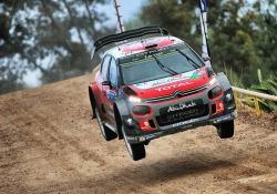 WRC2, Citroen C3 R5 pronta per sfida rally di Finlandia