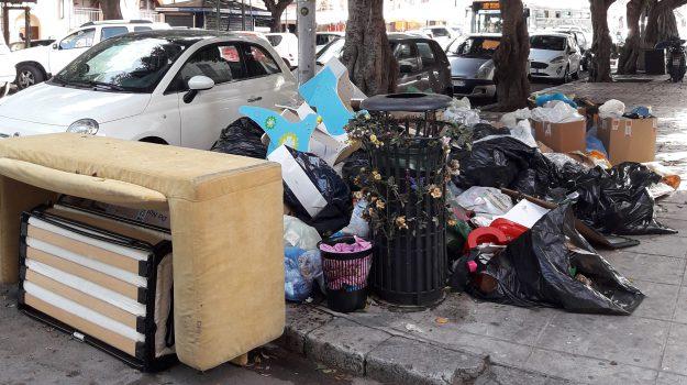 rifiuti numero per le denunce, rifiuti palermo, Gabriele Marchese, Palermo, Cronaca