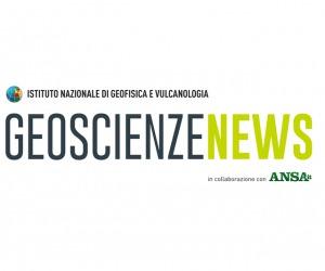 Al via Geoscienze News, tg web di Ingv e Ansa
