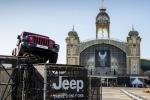 Alla grande festa organizzata da Harley assieme a Jeep a Praga sono attesi 60mila motociclisti