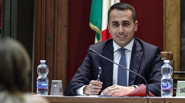 governo, manovra, Giovanni Tria, Luigi Di Maio, Matteo Salvini, Sicilia, Politica