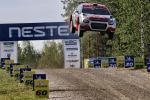 WRC2,tempi promettenti per Lefebvre e Moreau: 9/o Tempestini