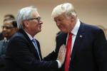 Dazi alle auto europee, Juncker vola da Trump per cercare di ricucire i rapporti