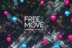 PSA: Free2Move Parigi, car sharing con 500 veicoli elettrici