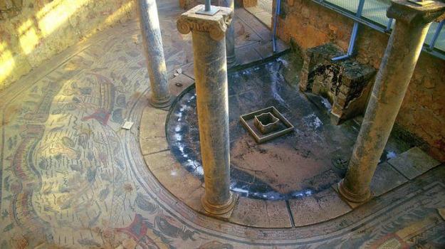 enna, Parco Archeologico Enna, Parco Piazza Armerina, Piazza Armerina, villa romana del casale, Enna, Cronaca