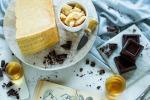 Parmigiano e cioccolato