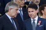 Tajani, governo isolato in Ue, tanti vogliono Europa debole