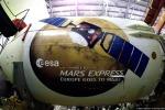 La sonda Mars Express, dal 2003 nell'orbita di Marte (fonte: ESA  (CREDIT: ESA , SOLO USO EDITORIALE)