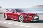 Lexus LC vince il premio 'Coupé of the Year'