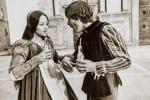 Un'immagine del film Romeo & Giulietta di Zeffirelli