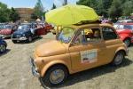 A Garlenda gran finale per 35° Meeting Internazionale di Fiat 500 Storiche