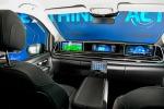 Da ZF plancia senza volante e pedali per auto guida autonoma