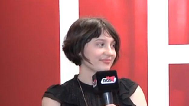 Angelica Zolla vincitrice del premio per il miglior film indipendente