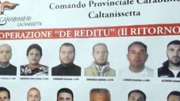 Mafia, omicidi e droga: blitz contro il clan di Riesi