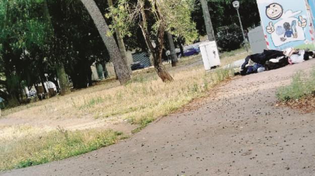 rifiuti abbandonati ad alcamo, Trapani, Cronaca