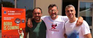 Hernan Crescp, Alvaro Recoba, Bobo Vieri