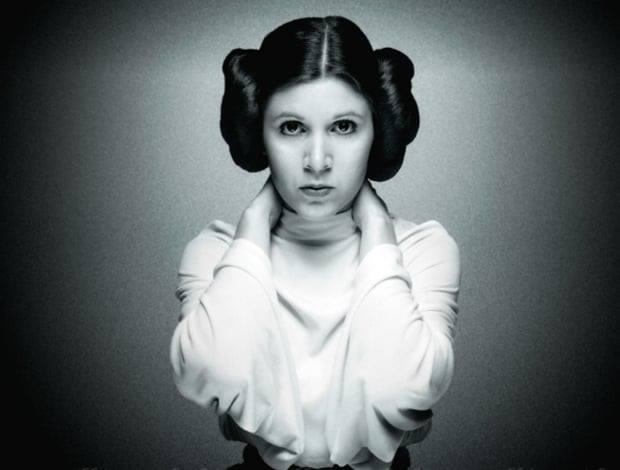 Torna Carrie Fisher nel cast di Star Wars Episodio IX