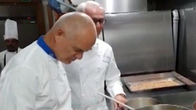 A Messina lo chef dei reali inglesi e della Casa Bianca