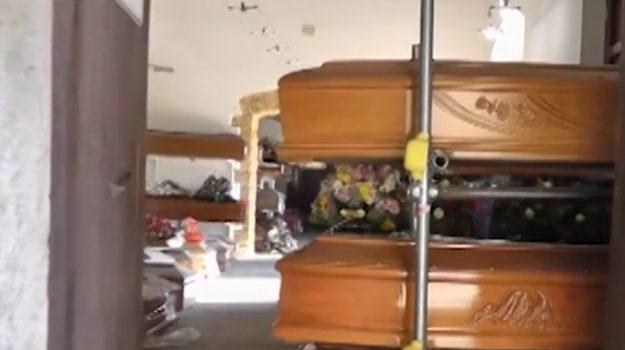 A Palermo vietato morire, per l'emergenza ai Rotoli 50 bare da Sant'Orsola