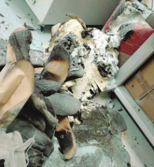 Raid a Cacchiamo, panificio a fuoco: è la seconda intimidazione
