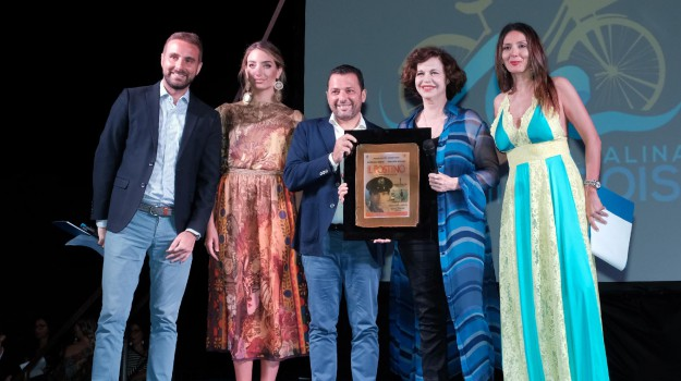 marefestival salina, Anna Galiena, Roberto Lipari, Messina, Società