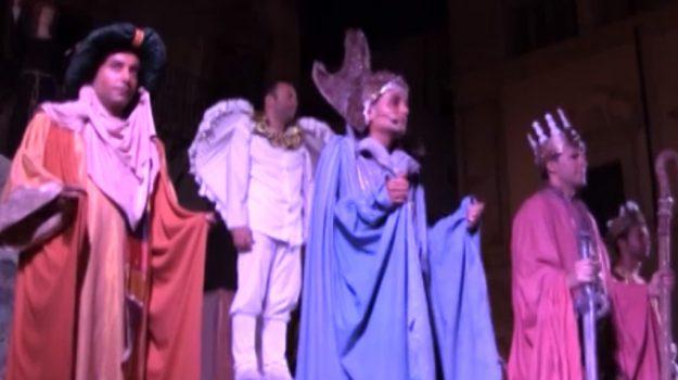 Spettacolo su Santa Rosalia, detenuti dell'Ucciardone sul palco