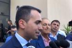 "Di Maio in Sicilia: ""Nascerà un decreto dignità 2.0, sgravi a chi assume al Sud"""