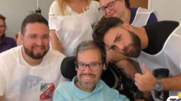 Inaugurato a Palermo nuovo centro di ritrovo per disabili