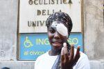 Daisy Osakue, la giovane atleta di origine nigeriana ferita ad un occhio lanciato da un'auto in corsa a Moncalieri