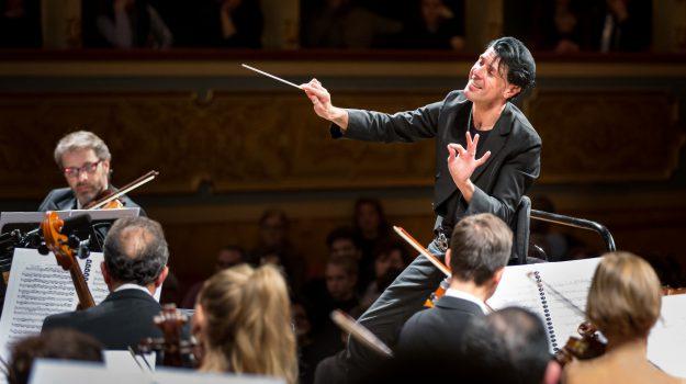 Ezio Bosso, Stradivari Festival Chamber Orchestra, teatro di verdura, Palermo, Cultura
