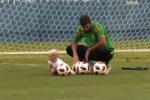 La bimba di Alisson è la nuova stella del Brasile