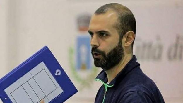 nuovo allenatore pallavolo aragona, francesco eliseo, Agrigento, Sport