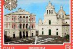 Il francobollo dedicato a Grammichele