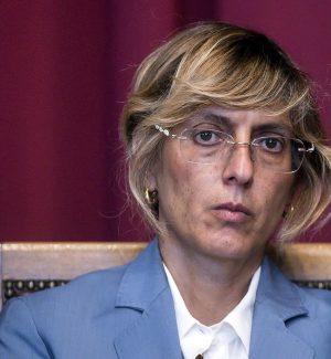 La ministra per la Pubblica amministrazione Giulia Bongiorno