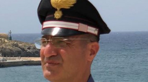 comandante carabinieri lampedusa, Giuseppe Frenna, Agrigento, Cronaca