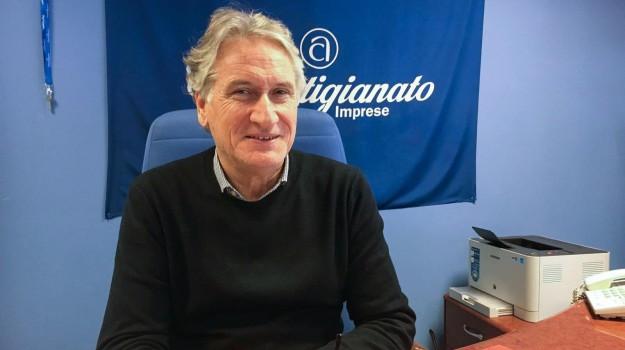 confartigianato sicilia, Giuseppe Pezzati, Sicilia, Economia