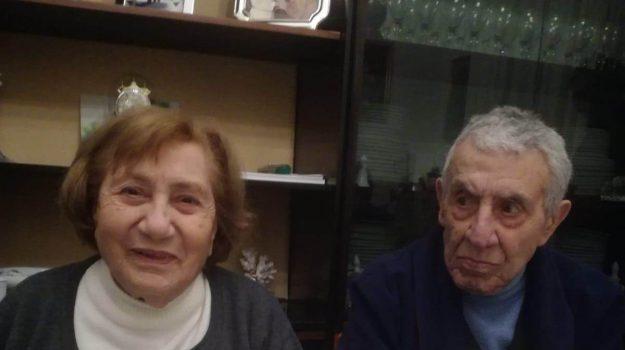 anniversario 68 anni matrimonio, Francesco De Roberto, Giuseppina Barresi, Palermo, Società