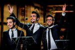 Il Volo pronto a cantare in Sicilia: il 28 luglio concerto al Teatro Antico di Taormina