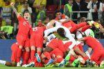 Mondiali, l'Inghilterra sfata il tabù rigori e batte la Colombia